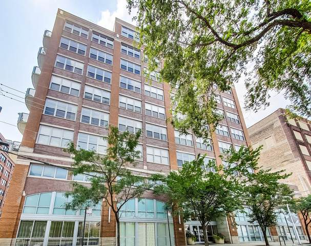 933 W Van Buren Street #313, Chicago, IL 60607 (MLS #11163896) :: Schoon Family Group