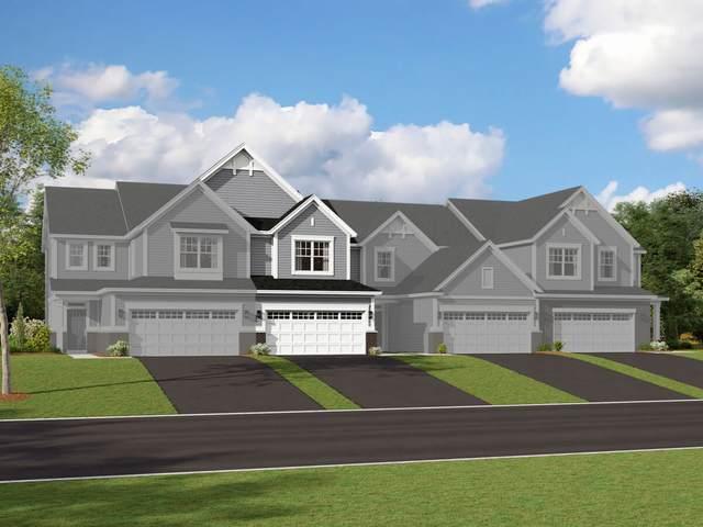 23538 W Bancroft Lot #91.03 Circle, Plainfield, IL 60585 (MLS #11163924) :: John Lyons Real Estate