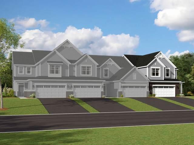 12648 S Talbot Lot #93.01 Circle, Plainfield, IL 60585 (MLS #11163943) :: John Lyons Real Estate