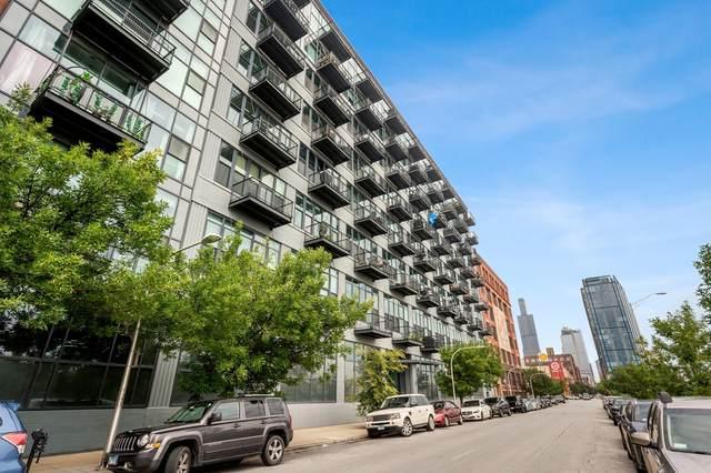 1224 W Van Buren Street #307, Chicago, IL 60607 (MLS #11163964) :: Lux Home Chicago