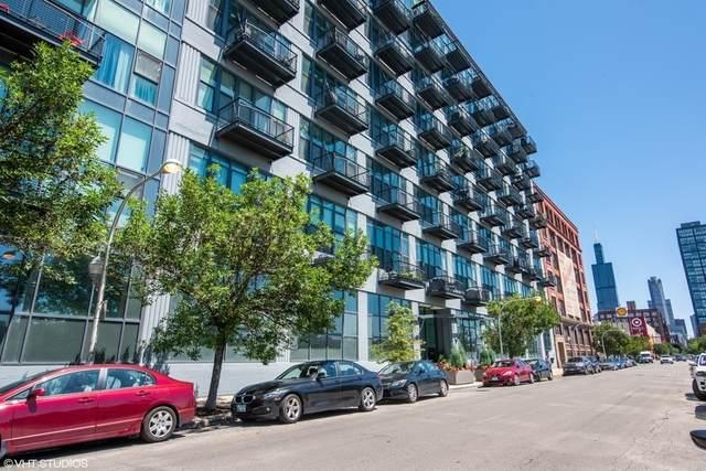 1224 W Van Buren Street #423, Chicago, IL 60607 (MLS #11163995) :: Lux Home Chicago