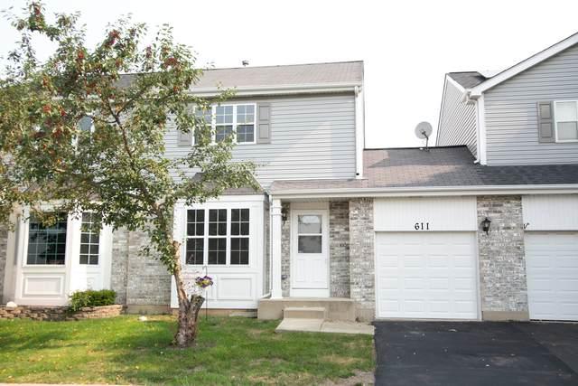 611 Cedar Court, Romeoville, IL 60446 (MLS #11164036) :: O'Neil Property Group
