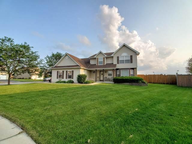 2407 Red Oak Court, Plainfield, IL 60586 (MLS #11164053) :: O'Neil Property Group