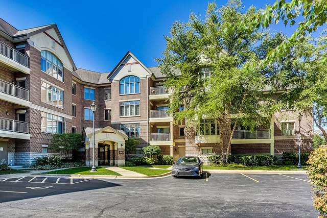 445 Village Green #403, Lincolnshire, IL 60069 (MLS #11164073) :: O'Neil Property Group