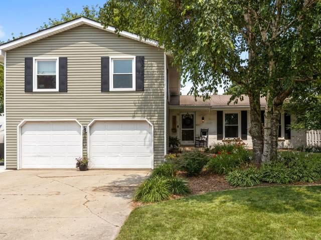 25024 W Sandbank Drive, Plainfield, IL 60544 (MLS #11164210) :: Suburban Life Realty