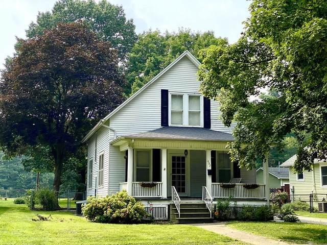 492 N Elm Boulevard, MONTICELLO, IL 61856 (MLS #11164211) :: Littlefield Group