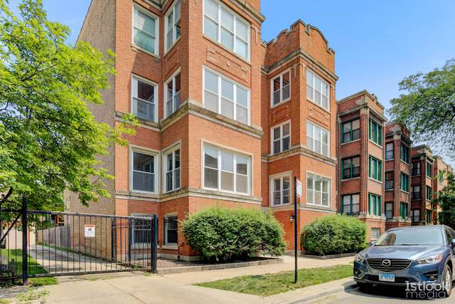 838 E 52nd Street 2W, Chicago, IL 60615 (MLS #11164220) :: O'Neil Property Group