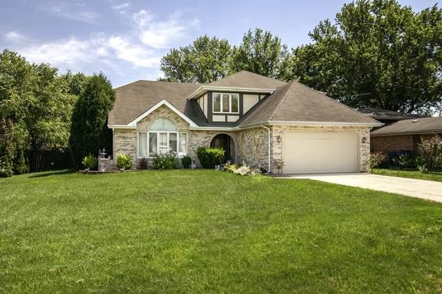 10145 S 87TH Avenue, Palos Hills, IL 60465 (MLS #11164259) :: Schoon Family Group