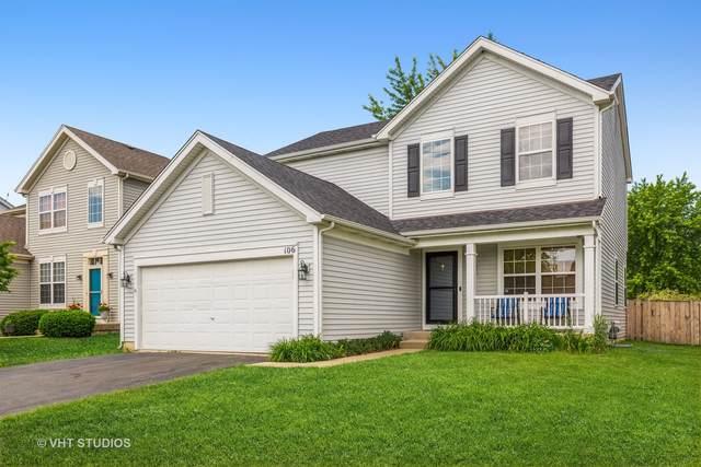 106 Woodland Park Circle, Gilberts, IL 60136 (MLS #11164322) :: Suburban Life Realty