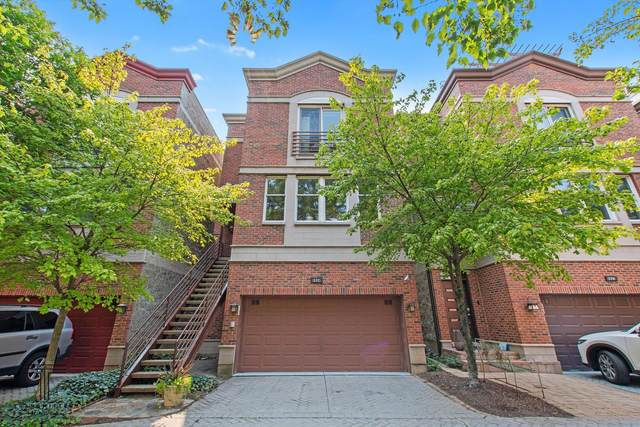 27 W 15th Street, Chicago, IL 60605 (MLS #11164342) :: Touchstone Group