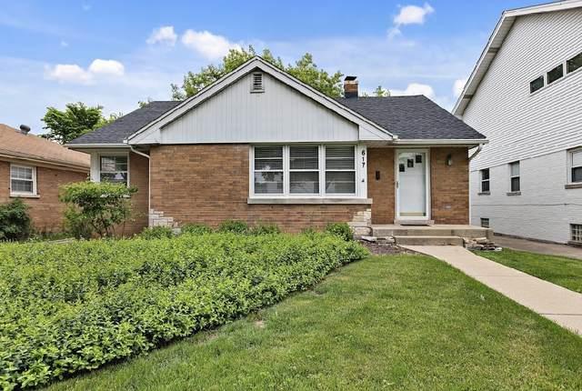 617 S Madison Avenue, La Grange, IL 60525 (MLS #11164343) :: Suburban Life Realty