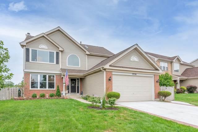 5936 Pine Hollow Road, Carpentersville, IL 60110 (MLS #11164357) :: Jacqui Miller Homes
