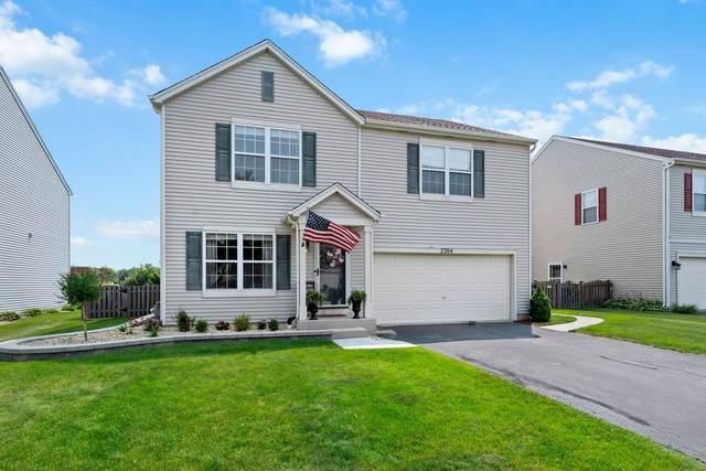 2304 Country Ridge Drive, Plainfield, IL 60586 (MLS #11164386) :: O'Neil Property Group