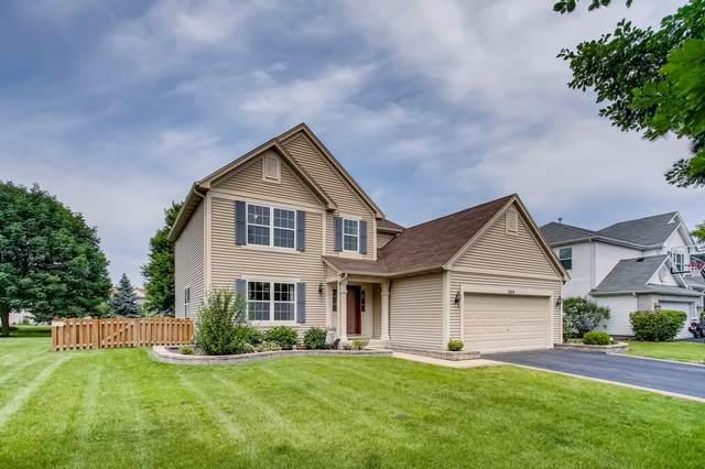 3014 Shetland Lane, Montgomery, IL 60538 (MLS #11164400) :: O'Neil Property Group