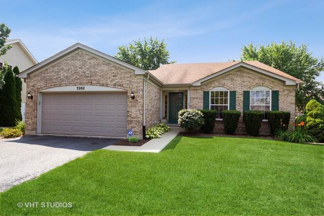 7202 Faxton Lane, Plainfield, IL 60586 (MLS #11164408) :: Suburban Life Realty