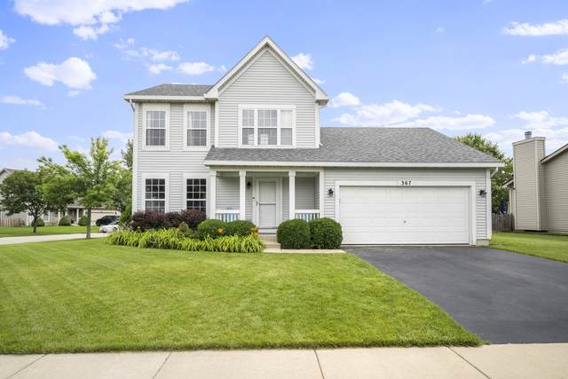 367 Wedgewood Circle, Romeoville, IL 60446 (MLS #11164411) :: O'Neil Property Group