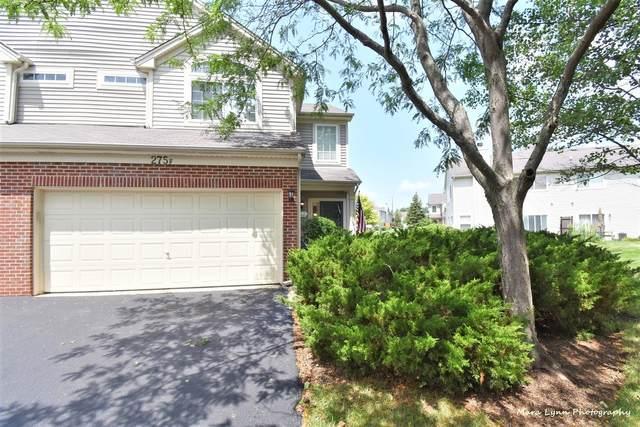 275 Thornwood Way F, South Elgin, IL 60177 (MLS #11164427) :: Suburban Life Realty