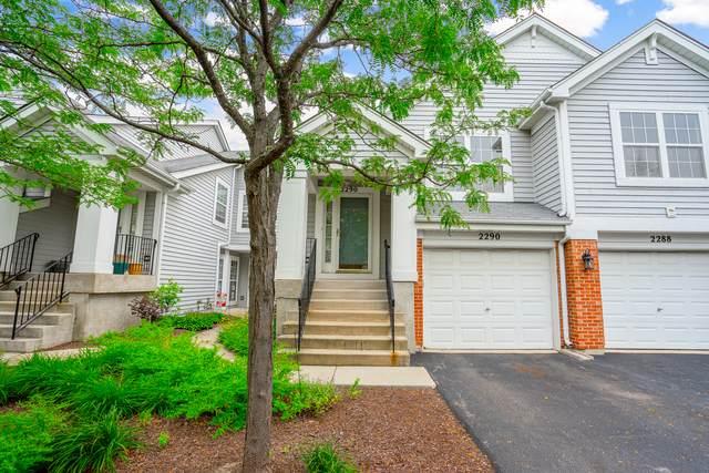 2290 Scott Lane #2290, Aurora, IL 60502 (MLS #11164428) :: O'Neil Property Group