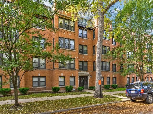4820 N Hoyne Avenue #4, Chicago, IL 60625 (MLS #11164443) :: O'Neil Property Group