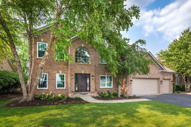 3623 Grassmere Road, Naperville, IL 60564 (MLS #11164444) :: Suburban Life Realty
