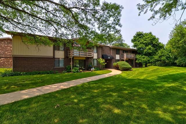 310 Greenbriar Road 2A, Glen Ellyn, IL 60137 (MLS #11164466) :: The Wexler Group at Keller Williams Preferred Realty