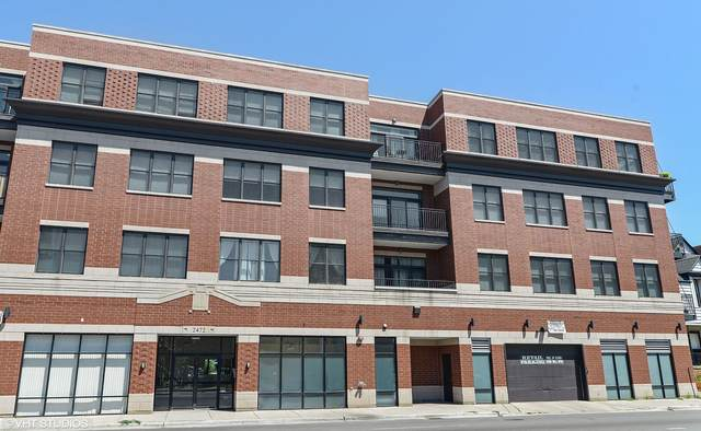2472 W Foster Avenue #309, Chicago, IL 60625 (MLS #11164531) :: O'Neil Property Group