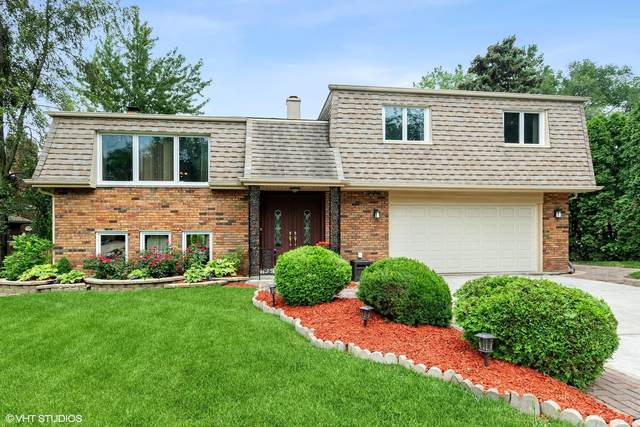 8757 S 81st Court, Hickory Hills, IL 60457 (MLS #11164534) :: The Wexler Group at Keller Williams Preferred Realty
