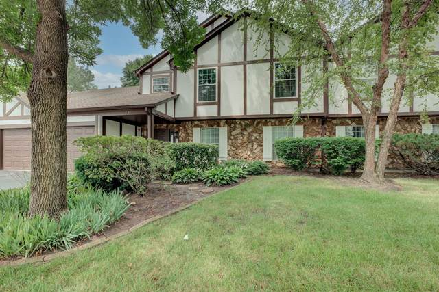 93 Midhurst Court 202D, Naperville, IL 60565 (MLS #11164563) :: The Wexler Group at Keller Williams Preferred Realty
