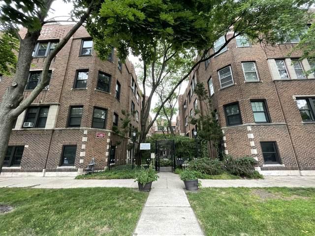 5455 S Ingleside Avenue 2E, Chicago, IL 60615 (MLS #11164607) :: O'Neil Property Group