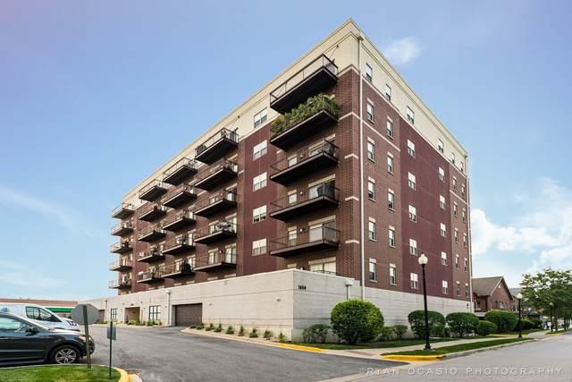 1650 Riverwoods Drive #305, Melrose Park, IL 60160 (MLS #11164682) :: O'Neil Property Group