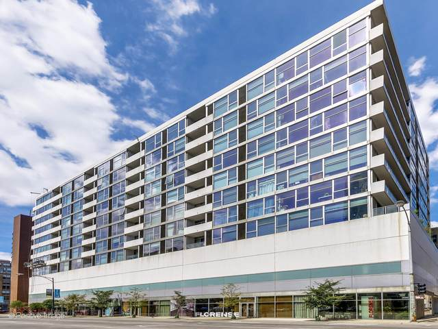 630 N Franklin Street #1002, Chicago, IL 60654 (MLS #11164697) :: Lux Home Chicago