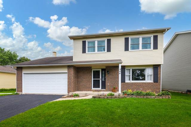 244 Butte View Drive, Bolingbrook, IL 60490 (MLS #11164735) :: O'Neil Property Group