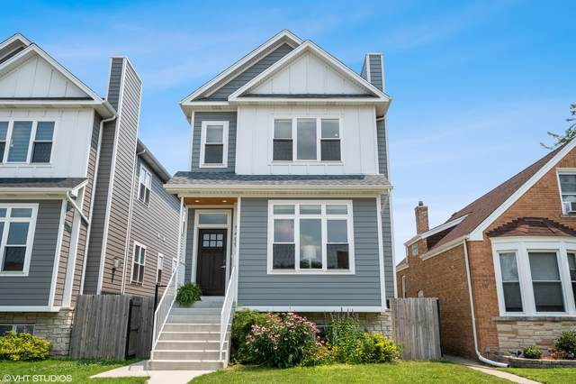 5409 N Mobile Avenue, Chicago, IL 60630 (MLS #11164742) :: O'Neil Property Group