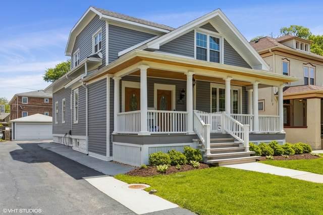 33 S Stone Avenue, La Grange, IL 60525 (MLS #11164757) :: Suburban Life Realty