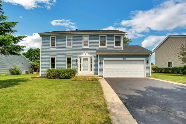 766 Blazing Star Trail, Cary, IL 60013 (MLS #11164760) :: O'Neil Property Group