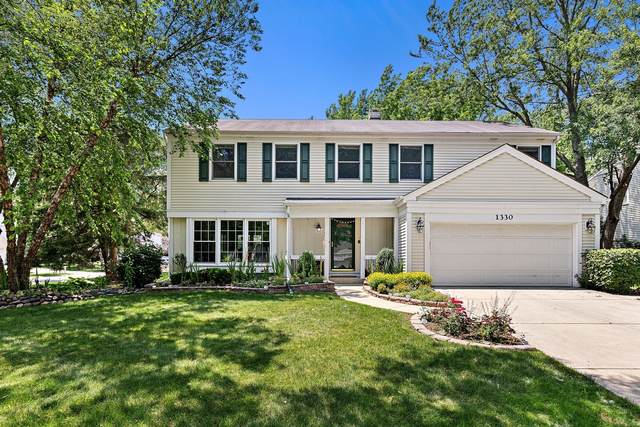 1330 Kent Lane, Buffalo Grove, IL 60089 (MLS #11164766) :: O'Neil Property Group