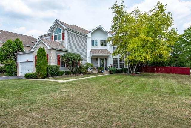 1260 Vista Drive, Gurnee, IL 60031 (MLS #11164785) :: Jacqui Miller Homes