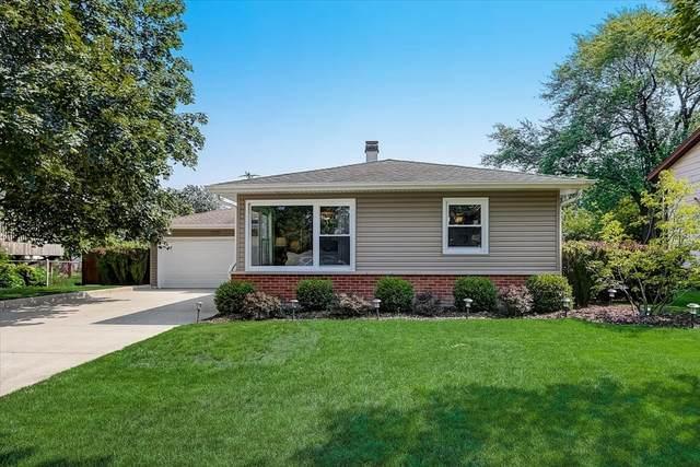 1105 E Barberry Lane, Mount Prospect, IL 60056 (MLS #11164843) :: Suburban Life Realty