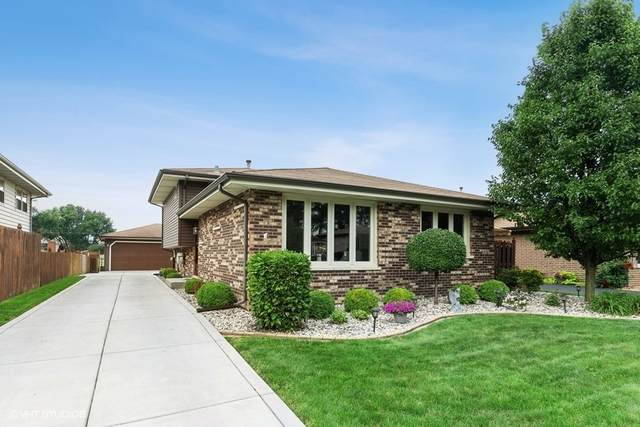 4944 135th Place, Crestwood, IL 60418 (MLS #11164852) :: O'Neil Property Group
