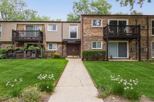 311 N Carter Street #202, Palatine, IL 60067 (MLS #11164857) :: Suburban Life Realty