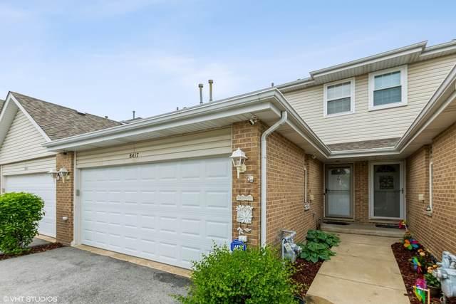 8417 Kirby Drive #8417, Tinley Park, IL 60487 (MLS #11164878) :: Suburban Life Realty