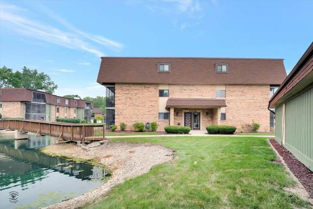 11138 Center Road 11138F, Palos Hills, IL 60465 (MLS #11164901) :: The Wexler Group at Keller Williams Preferred Realty