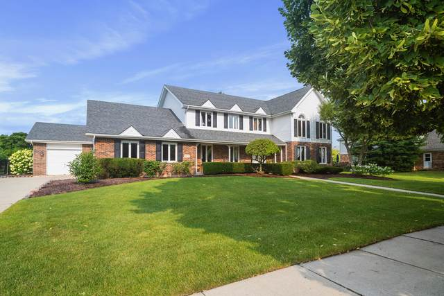 14324 Wooded Path Lane, Orland Park, IL 60462 (MLS #11164928) :: Carolyn and Hillary Homes