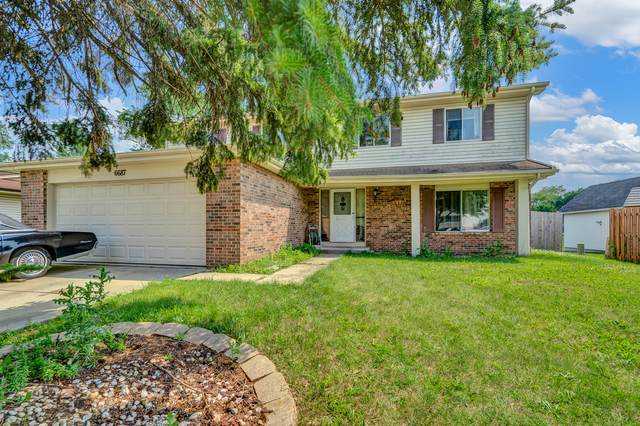6687 Wheatfield Street, Woodridge, IL 60517 (MLS #11164948) :: Suburban Life Realty