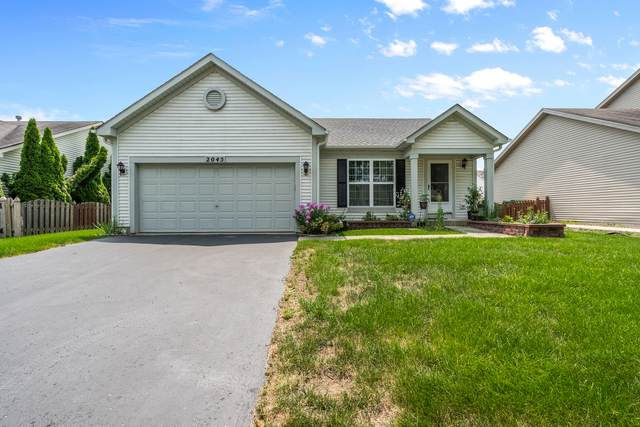 2045 Whitmore Drive, Romeoville, IL 60446 (MLS #11164998) :: O'Neil Property Group