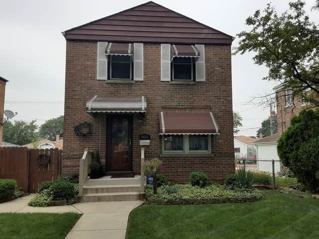 6023 S Meade Avenue, Chicago, IL 60638 (MLS #11165006) :: O'Neil Property Group