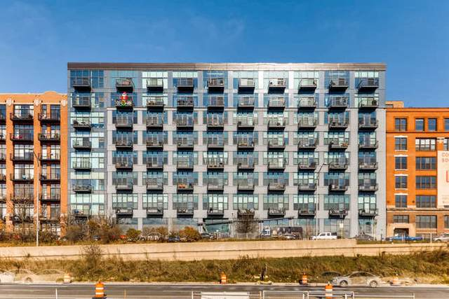 1224 W Van Buren Street #415, Chicago, IL 60607 (MLS #11165048) :: Lux Home Chicago