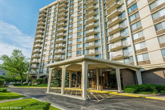 40 N Tower Road 7E, Oak Brook, IL 60523 (MLS #11165118) :: Angela Walker Homes Real Estate Group