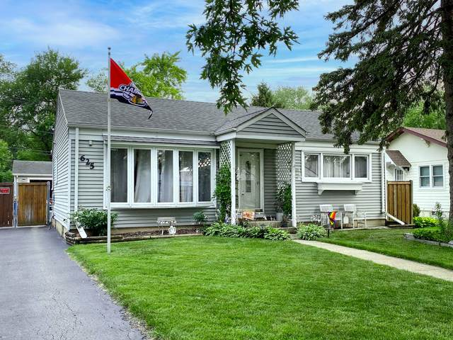 625 E Park Boulevard, Villa Park, IL 60181 (MLS #11165131) :: Angela Walker Homes Real Estate Group