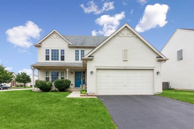 1641 Amaryllis Drive, Romeoville, IL 60446 (MLS #11165154) :: O'Neil Property Group